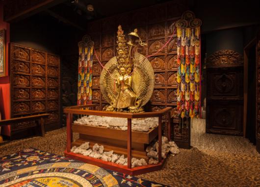 安養院寺宝堂